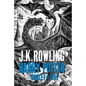 Harry Potter and the Goblet of Fire (Harry Potter 4 Adult Edition) Hardcover