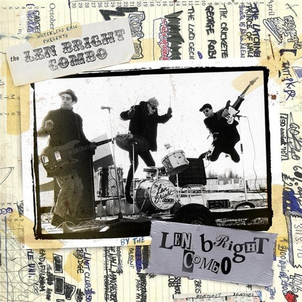 The Len Bright Combo - Wreckless Eric Presents The Len Bright Combo By The Len Bright Combo CD