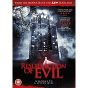 Resurrection Evil DVD