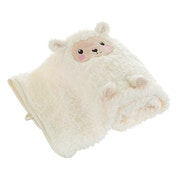 Sass & Belle Little Llama Soft Fleece Baby Blanket