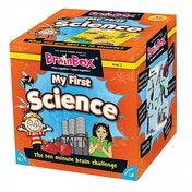BrainBox My First Science Edition