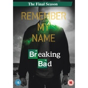 Breaking Bad The Final Season DVD