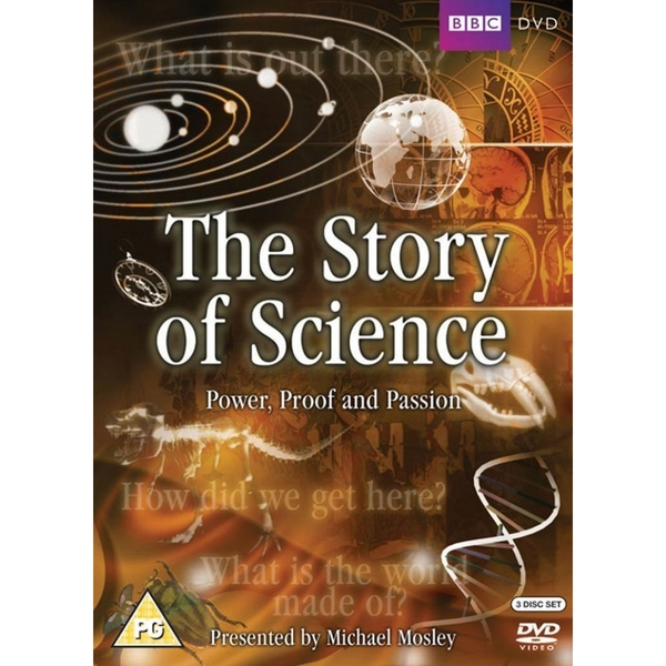 The Story of Science DVD
