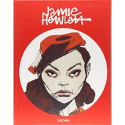 Jamie Hewlett (Second Edition / New Cover) Hardcover