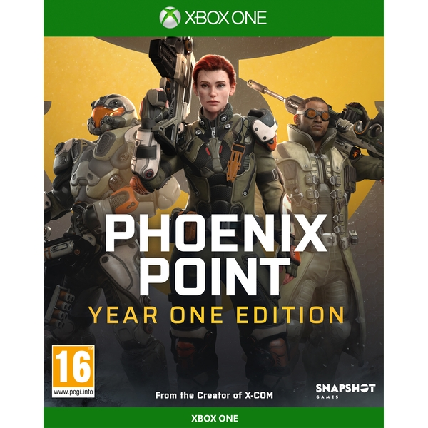 Phoenix Point Year One Edition Xbox One Game