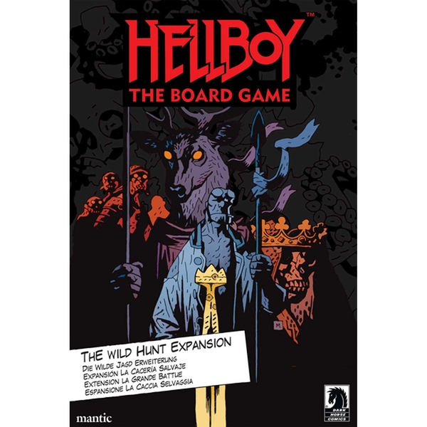 Hellboy The Board Game - The Wild Hunt Expansion