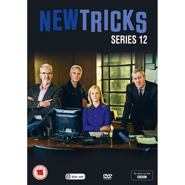 New Tricks Series 12 DVD