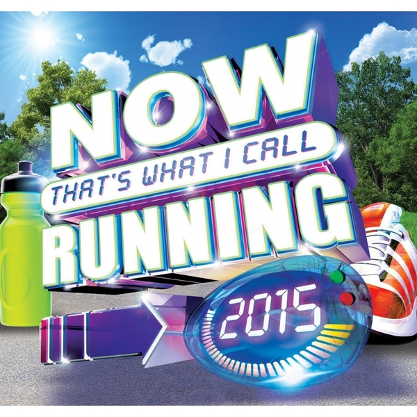 Various Artists - Now That's What I Call Running 2015