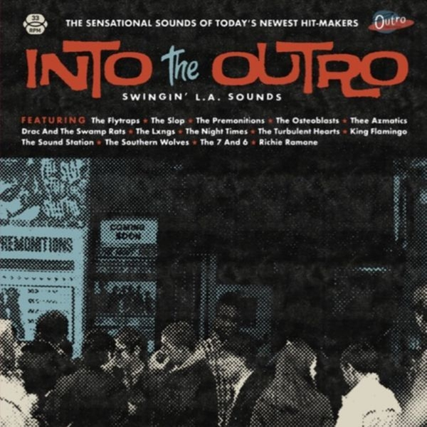 Various - Into The Outro: 14 L.A. Hit Makers Vinyl