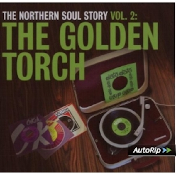 Various Artists - The Golden Age Of Northern Soul - The Golden Torch CD