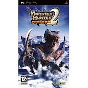 Monster Hunter Freedom 2 Game PSP
