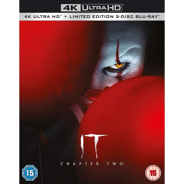 IT Chapter Two: Limited Edition 4K UHD + Blu-ray