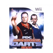PDC World Championship Darts 2008 Game Wii