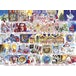 Gibsons Christmas Alphabet Jigsaw Puzzle - 1000 Pieces - Image 2