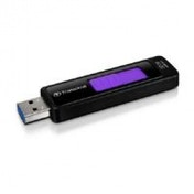 Transcend JetFlash 760 (32GB) USB 3.0 Flash Drive (Black/Purple)