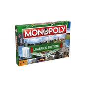Monopoly Limerick Edition Board Game