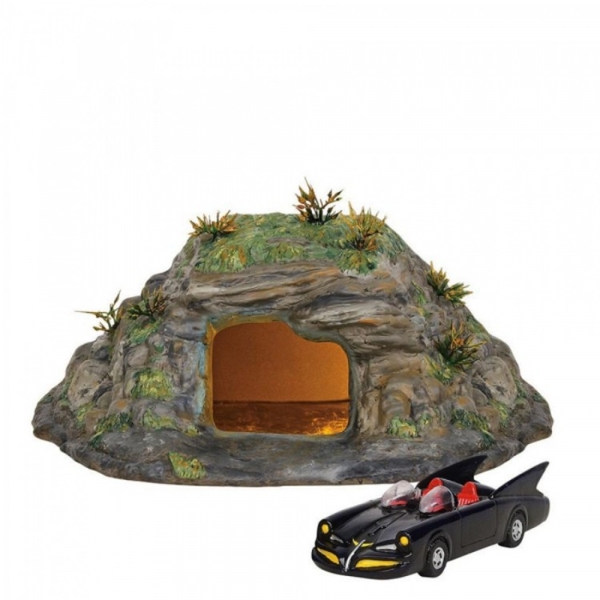 The Batcave Figure