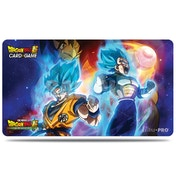 Dragon Ball Super Playmat: Vegeta, Goku, and Broly
