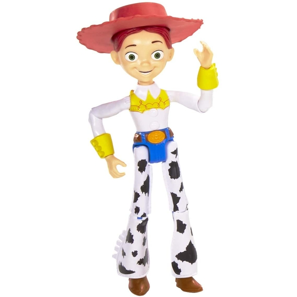 Toy Story 4 - Jessie Basic Poseable 18cm Figure