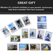 Pack of 20 Mini Photo Frame Magnets | Pukkr - Image 2