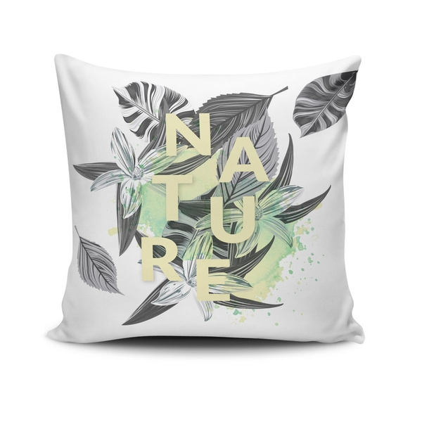 NKLF-327 Multicolor Cushion Cover