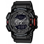 Casio GA400-1BER G-Shock Classic Men\'s Quartz Analogue Watch (Black)