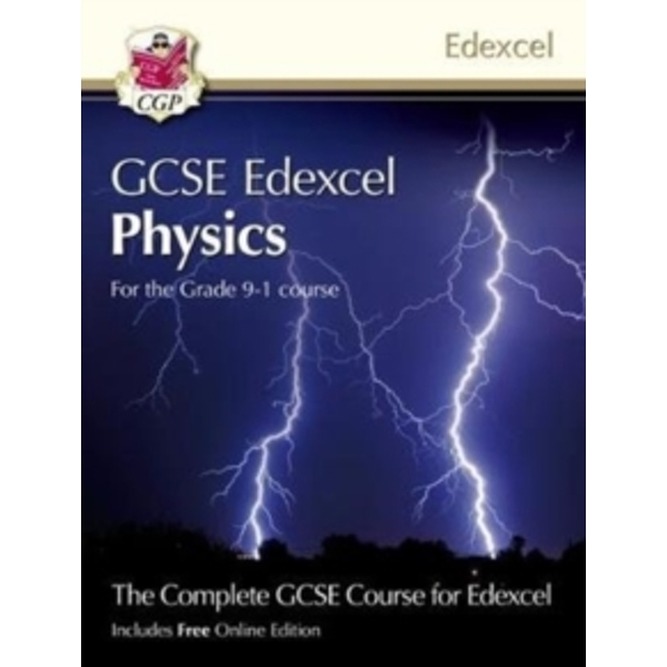 New Grade 9-1 GCSE Physics for Edexcel: Student Book with Online Edition