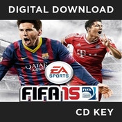 FIFA 15 (with 15 FUT Gold Packs) PC CD Key Download for Origin