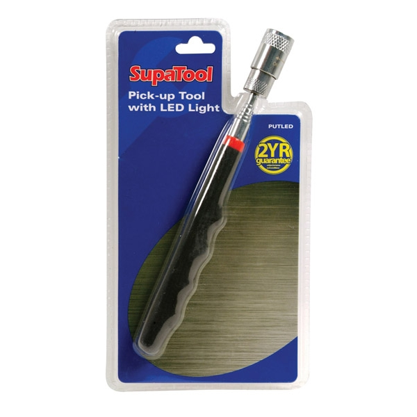 SupaTool Pick-up Tool with LED Light