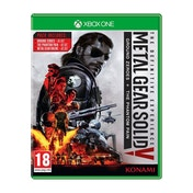 Metal Gear Solid V Definitive Experience Xbox One Game