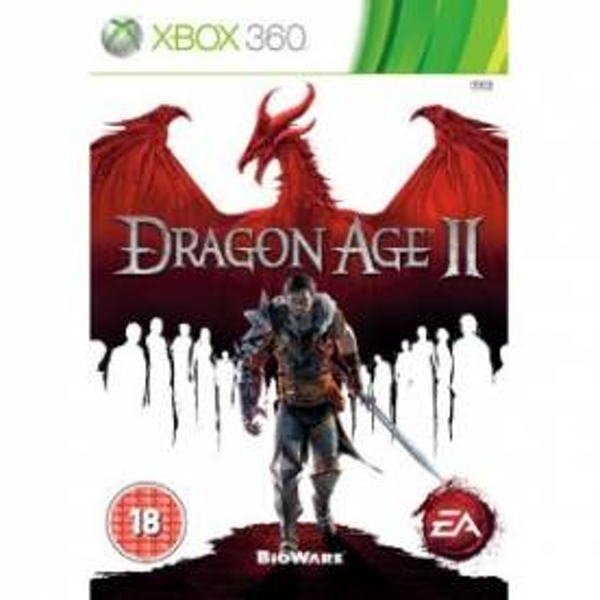 Dragon Age II 2 Game Xbox 360