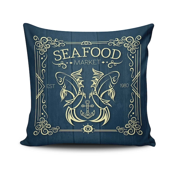NKLF-312 Multicolor Cushion Cover