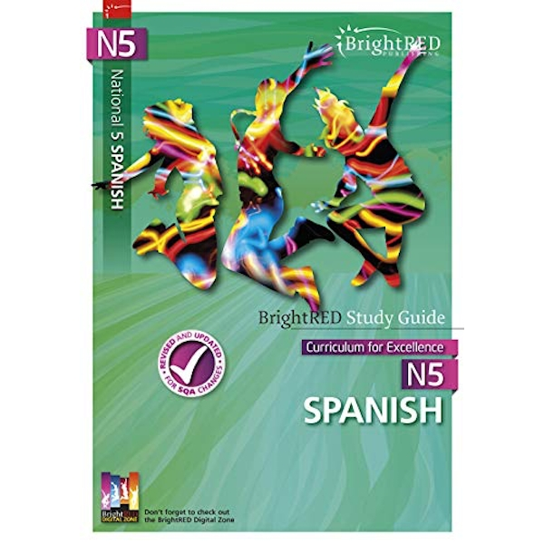 National 5 Spanish Study Guide  Paperback / softback 2015