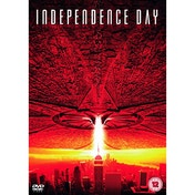 Independence Day 1996 DVD
