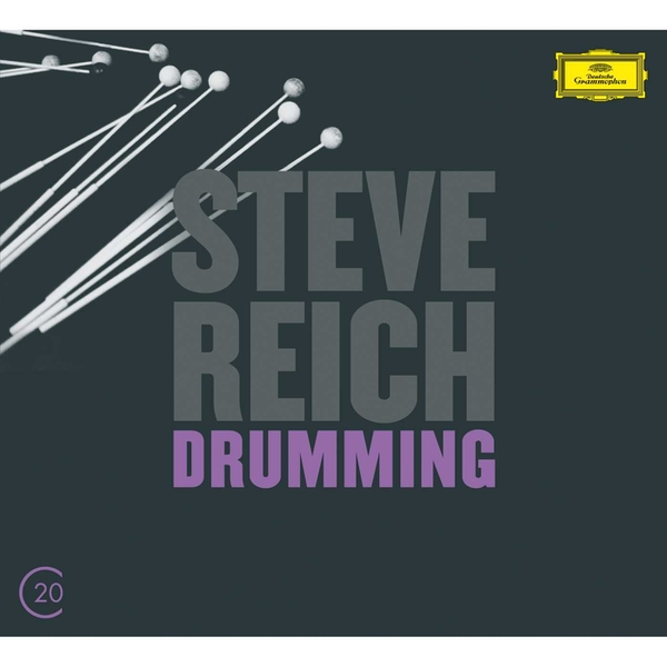 Steve Reich - Drumming CD