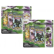 Pokemon Mega Alakazam and Zygarde Collectors Pins 3-pack