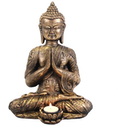Large Buddha Tealight Holder