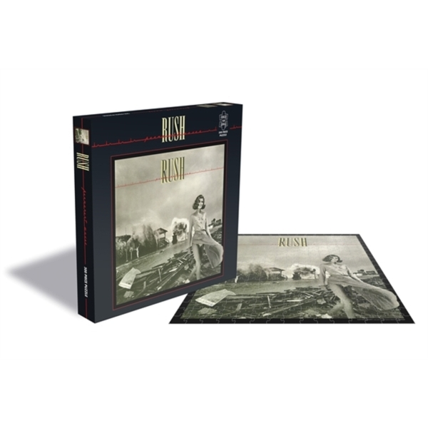 Rush - Permanent Waves Jigsaw Puzzle (500 Piece)