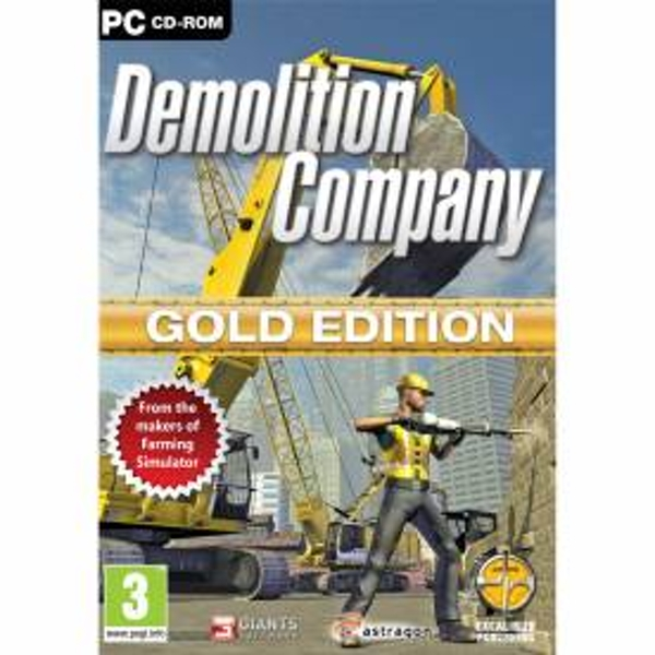 Demolition Company Gold Edition Game PC - Image 1
