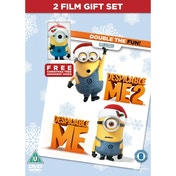 Despicable Me / Despicable Me 2 with Christmas Ornament DVD