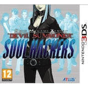 Shin Megami Tensei Devil Summoner Soul Hackers Game 3DS