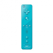 Official Nintendo Wii Remote Plus Control In Blue Wii & Wii U