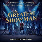 The Greatest Showman - Official Sountrack CD