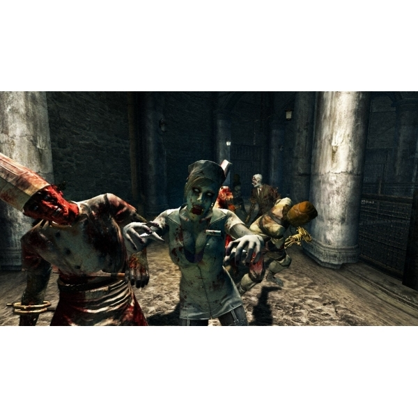 Kinect Rise of Nightmares Game Xbox 360 - Image 3