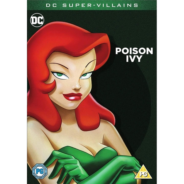 Poison Ivy - Heroes & Villains DVD