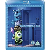 Disney Pixar Monsters Inc. Blu-ray