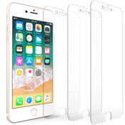 Apple iPhone 8 Screen Protector X3 - Clear
