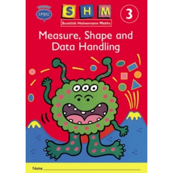 Scottish Heinemann Maths 3: Shape Activity Book 8 Pack by Pearson Education Limited (Multiple copy pack, 2000)