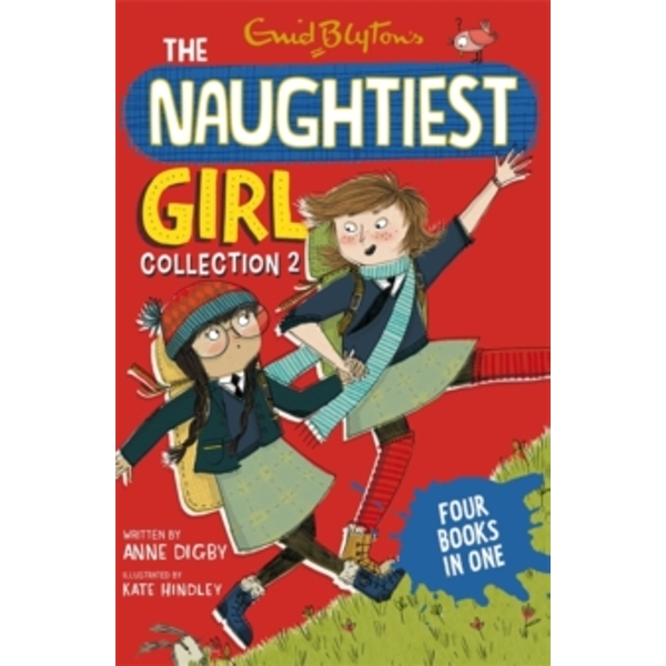 The Naughtiest Girl Collection 2 : Books 4-7