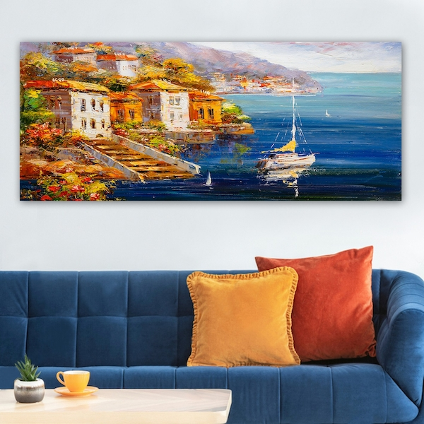 YTY613288025_50120 Multicolor Decorative Canvas Painting
